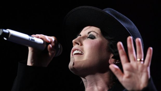 The Cranberries' Dolores O'Riordan Dies Suddenly At 46 Promo Image