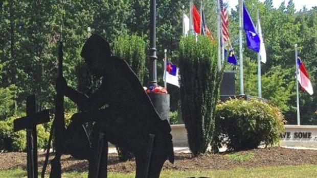 King Memorial.