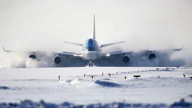 Larry Nassar Awaits Flight To Prison In Freezing Cold (Photos) Promo Image