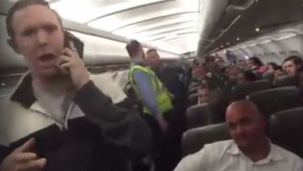 Drunk 'Millionaire' Removed From JetBlue Flight (Video) Promo Image