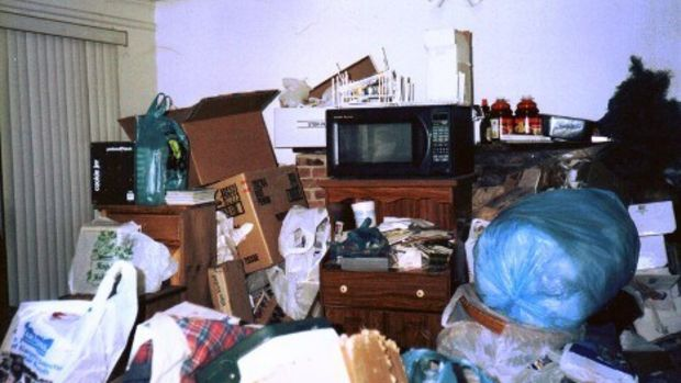 Hoarder Reportedly Crushed To Death Under Trash Promo Image