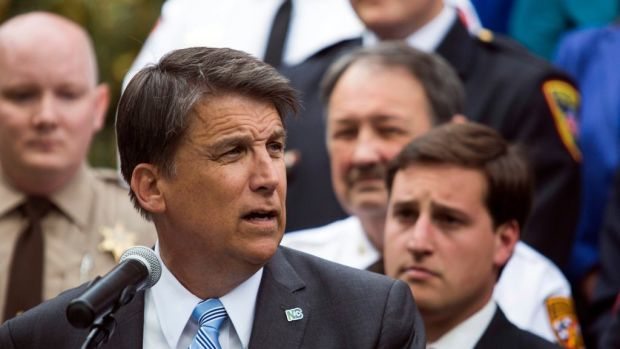 NC Governor Takes Step Back From 'Religious Freedom' Law Promo Image