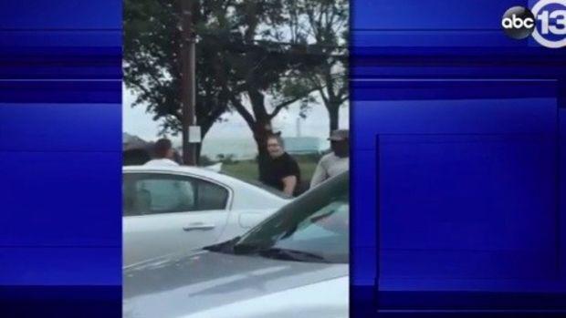 Shocking Road Rage Incident Caught On Camera (Video) Promo Image