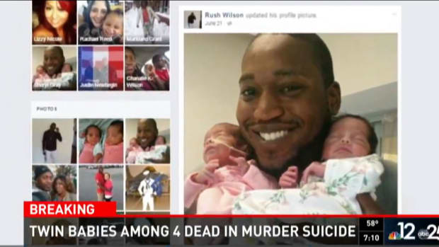 Twins And Father Dead In Murder Suicide