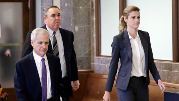 Jury Awards Erin Andrews $55 Million In Lawsuit Promo Image