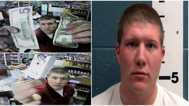 Man Pays For Cigarettes He Stole From Convenience Store Promo Image