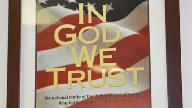'In God We Trust' Poster