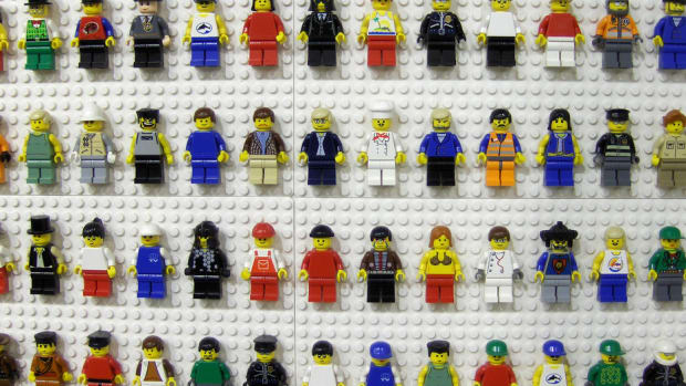 Father Arrested For Abuse, Making Son Kneel On Legos Promo Image
