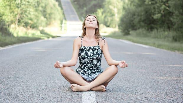 Study: Meditating Before Exercise May Fight Depression Promo Image