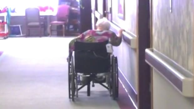 Workers Quit Texas Nursing Homes For McDonald's (Video) Promo Image