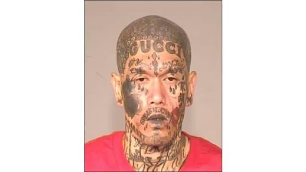 Gang Member's Booking Photo Goes Viral (Photo) Promo Image