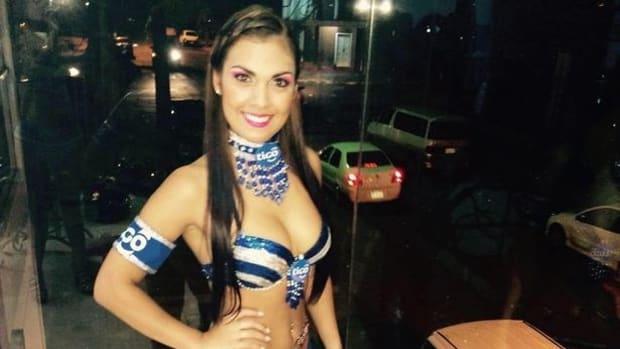 Model Killed In Prison Riot Promo Image