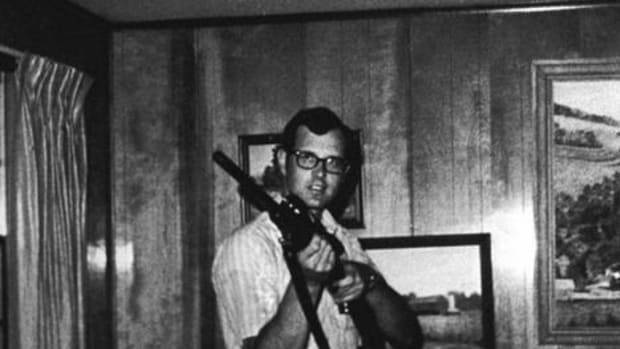 Clinic Failed James Huberty Before He Killed 21 People  Promo Image
