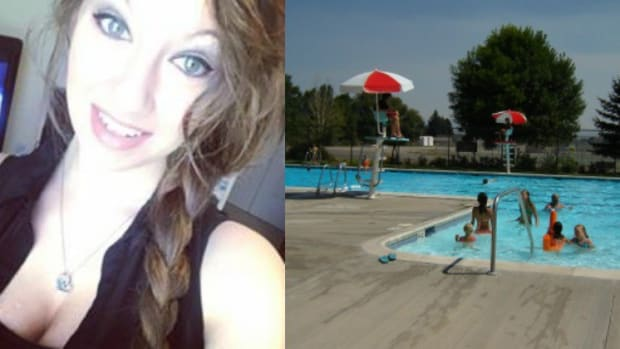 Woman Forced To Leave Pool Because Of Appearance Promo Image