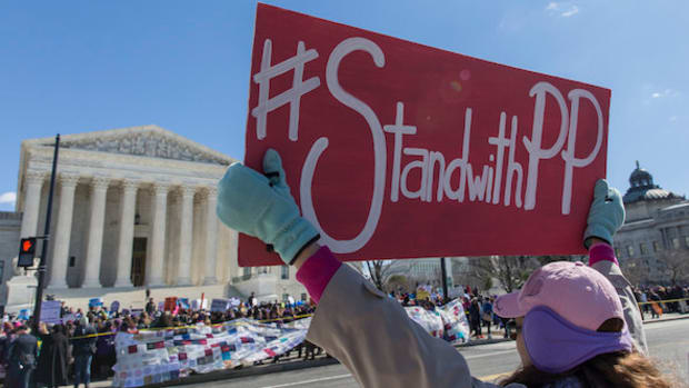 Court Strikes Down Mississippi Abortion Providers Law Promo Image