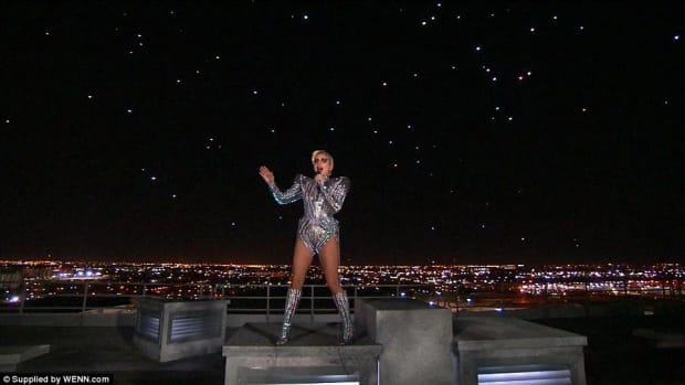 Lady Gaga Faked Part Of Her Super Bowl Act (Video) Promo Image