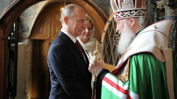 Mormon Missionaries To Stay In Russia, Despite New Law Promo Image
