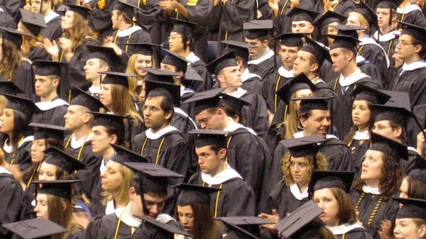 Report: Christians Less Educated Than Other Religions Promo Image
