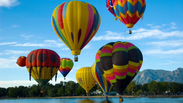Hot Air Balloon Pilot Had Controversial History Promo Image