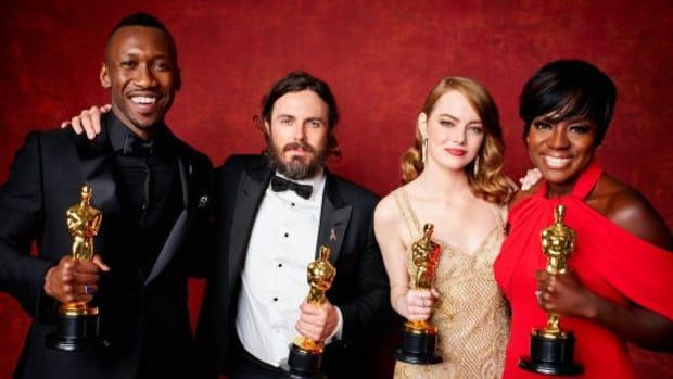 2017 Oscars Viewership Drops To Nine-Year Low Promo Image