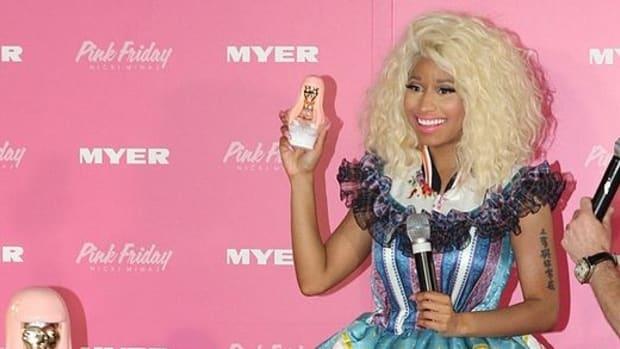 Nicki Minaj Criticized For Laughing At Woman In Video Promo Image