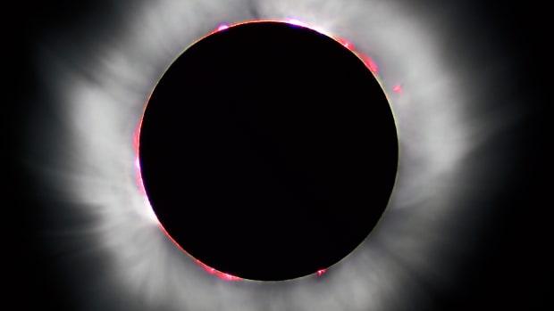 Rare Total Solar Eclipse For North America In 2017 Promo Image