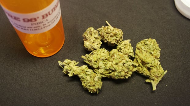 DEA To Expand Access For Medical Marijuana Research Promo Image
