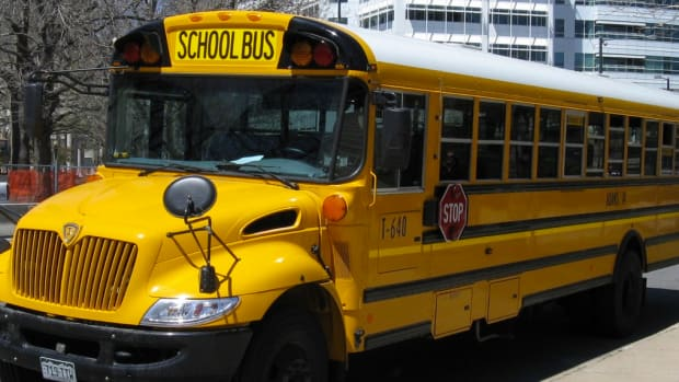 Mom: School Bus Driver Told Son He's Going To Hell (Video) Promo Image