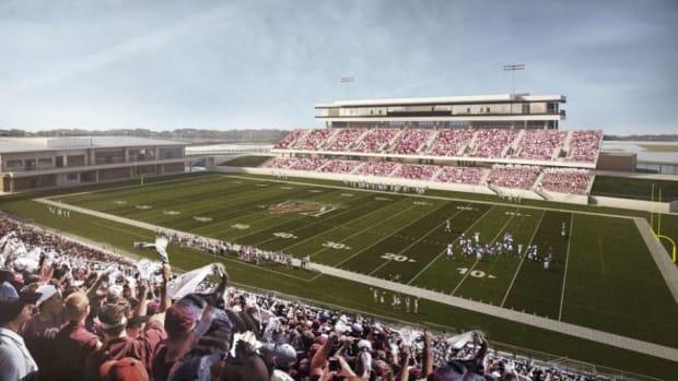 Texas Towns Splurge On Stadiums, Skimp On Schools Promo Image
