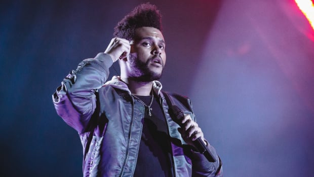 The Weeknd Drops H&M After Seeing Racist Hoodie (Photo) Promo Image