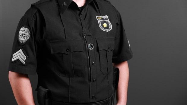 Uniformed Officer Refused Service At McDonald's Promo Image