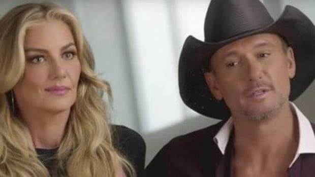 Tim McGraw And Faith Hill's Latest Comments Outrage Millions Of Americans Promo Image