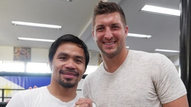 Tebow and Pacquiao