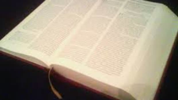 The Bible.