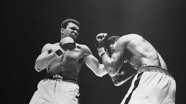 Muhammed Ali.