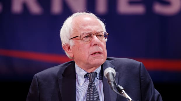 Trade Issues Fuel Sanders, Trump To Victory In Michigan Promo Image