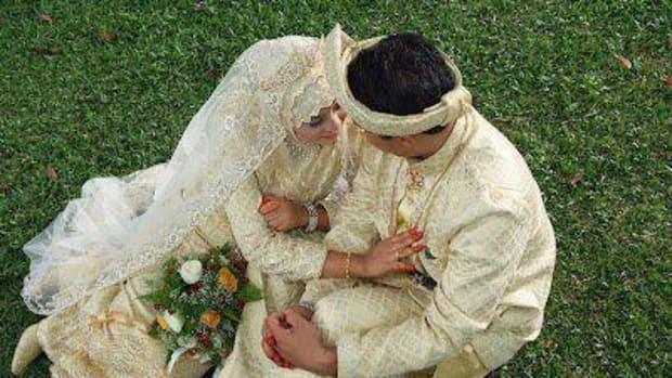 Indonesian Wedding.