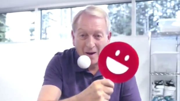 People Smile For Drug With Possible Side Effects (Video) Promo Image