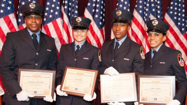 Firefighter Injured 10 Days Into Job