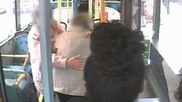 Teen Punches 87-Year-Old Woman