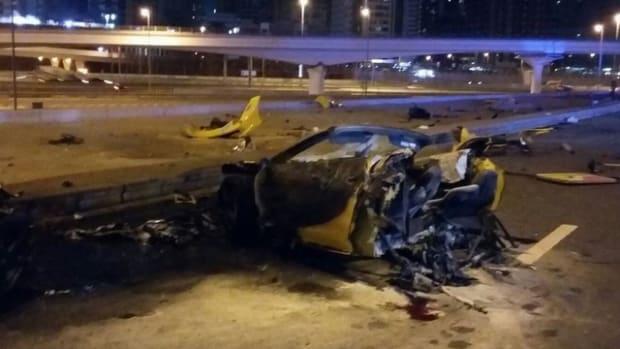 Bombing Survivor, Ex-Boxer Die In Car Crash In Dubai Promo Image