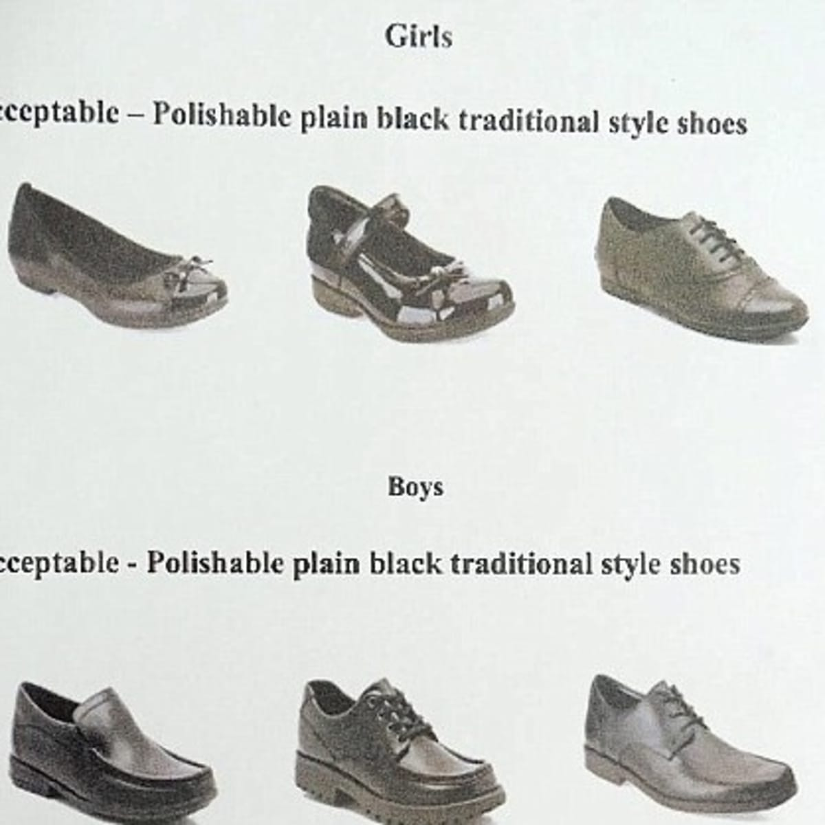 school shoes for 15 year olds