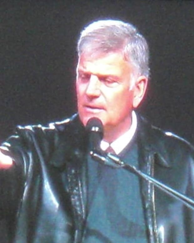 Rev. Franklin Graham.