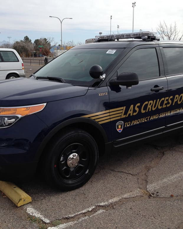 New Mexico's Las Cruces Police