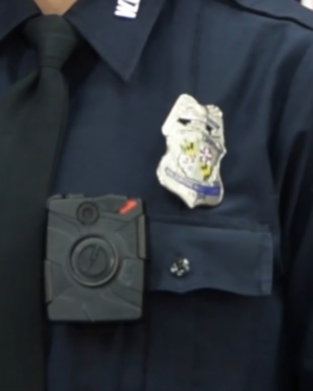Baltimore Police Department body cameras