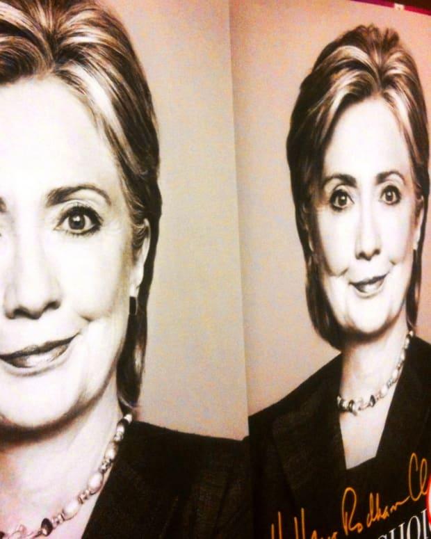 "Clinton's book ""hard choices"""