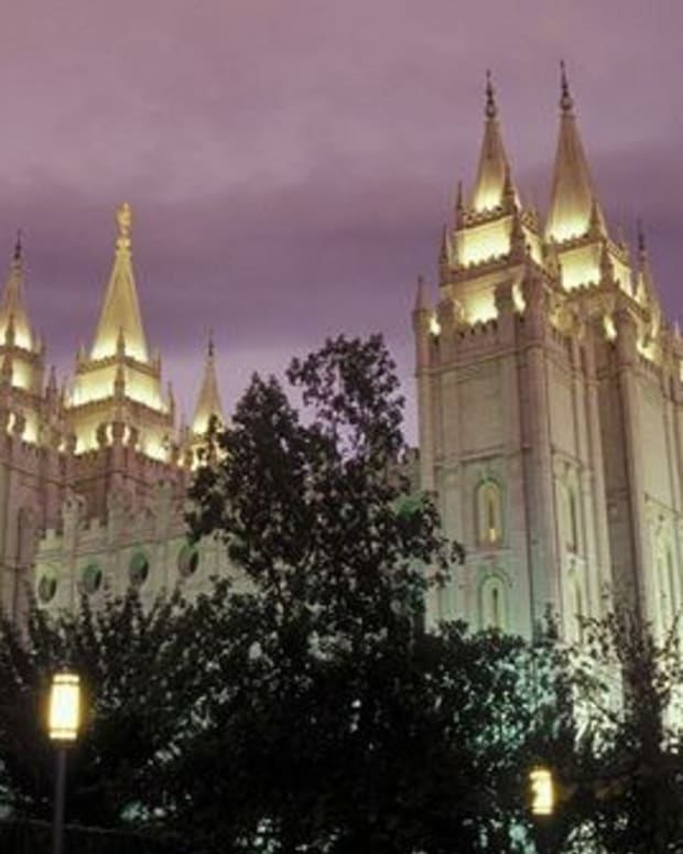 Mormon Leader Comes Out Against Gay Conversion Therapy Promo Image