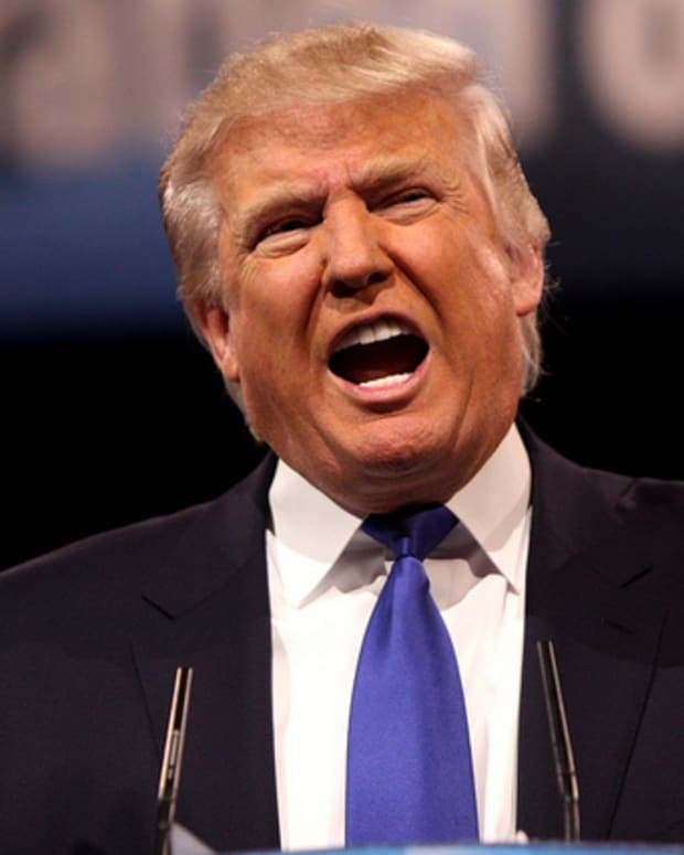 Donald Trump in 2013