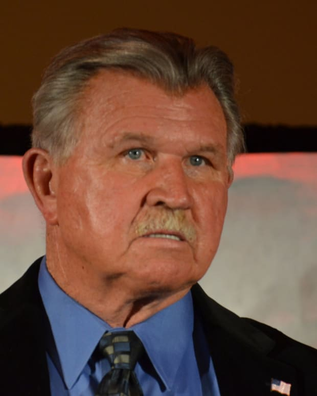 Mike Ditka: 'Obama Is Worst President We've Ever Had' Promo Image