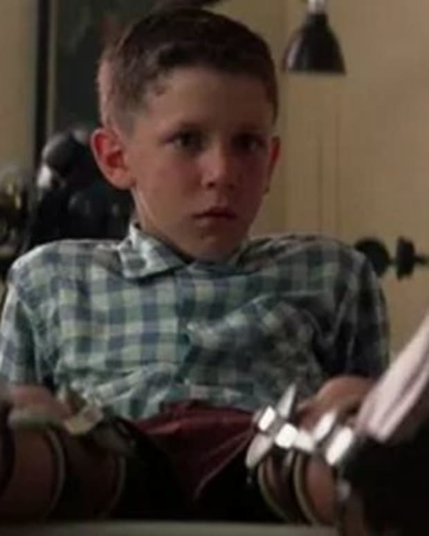 Here's What The Boy Who Played 'Young Forrest Gump' Looks Like These Days (Photos) Promo Image